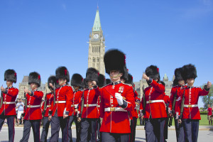 canadian ceremonial guard